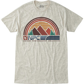 Hippy Tree Sunbelt T-shirt Homme, heather natural